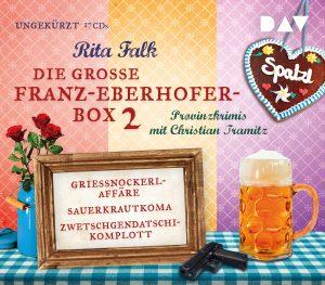 Die große Franz Eberhofer Box 2